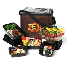 Special Deliveries: High Quality food delivered straight to your door! In Los Angeles, CA try out Zen Foods! #Meals #HealthyEating