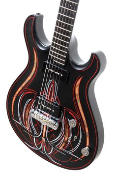 Destroy All Guitars - Artinger Chambered Solidbody