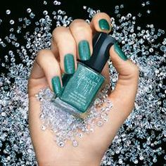 Stardust Nail Enamel -I have used this nail polish and it looks great and very 3D.  www.youravon.com/amy_foster