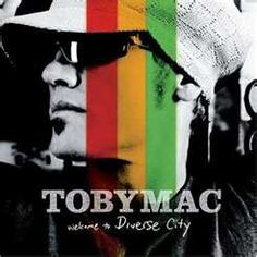 toby mac - what an awesome talent, awesome concert, all for God.
