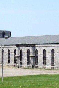 Mansfield Reformatory - Mansfield, OH - Shawshank Redemption