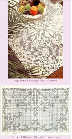 Page 1 of 3 * Filet Crochet Square (Charted pattern only) Filet Crochet Charts, Granny Square Crochet Pattern, Crochet Cross, Crochet Diagram, Tatting Patterns, Crochet Stitches Patterns, Thread Crochet, Crochet Motif, Crochet Designs