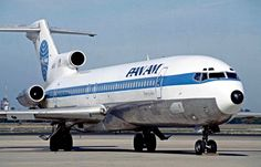 Used Aircraft, Cargo Aircraft, Boeing Aircraft, Aviation Image, Civil Aviation, Boeing 727 200, Old Planes, Vintage Airplanes, Commercial Aircraft