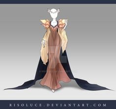 (OPEN) Adoptable Outfit Auction 137 by Risoluce.deviantart.com on @DeviantArt