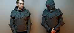 Grey Knight Armored Hoodie | DeMilked