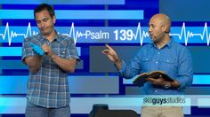 """Watch Psalm 139. Sometimes we believe that God just tolerates us because of all the """"yuck"""" in our hearts. In this video, Tommy and Eddie take a look at David's honest prayer to God about the transformation of our hearts and lives."""