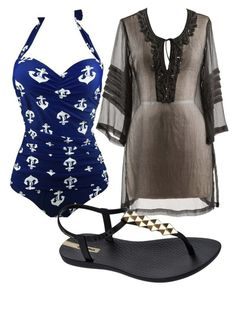 """Untitled #155"" by mburghardt on Polyvore featuring IPANEMA"