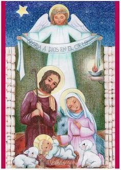 Cód. 1008 - Tarjeta de Navidad Veselí! — Veselí! Lazos de Ternura