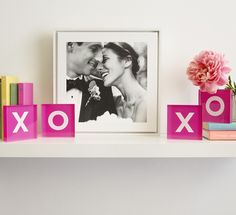 Show how much you love with framed canvas prints and acrylic blocks on Valentine's Day. | Shutterfly