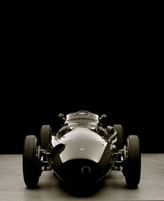 Maserati 250F racing car was used in Formula One racing between 1954-1960...coolest one