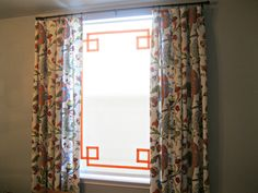 Tutorial: How To Add Ribbon to Roller Shades « What the Vita