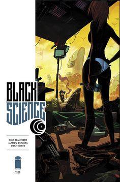 Matteo Scalera - Black Science #4