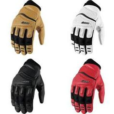 """icon super duty 2 verano cuero moto bicicleta guantes todos los colores y tamanos - Categoria: Avisos Clasificados Gratis  Estado del Producto: Nuevo con etiquetasIcon Super Duty 2 Gloves Ships in under a week please message us for more infoIcon Description: Just the right combination of motocross glove technology and street riding materials The Super Duty 2a offers supreme comfort and as much protection as many other so called """"armored"""" gloves The perfect combination of Battlehidea goatskin…"""