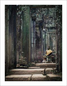Angkor Thom, Siem Reap, Cambodia.