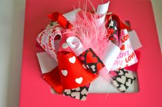 Available @http://www.etsy.com/listing/89674497/cupids-cutie-valentine-funky-fun-loopy