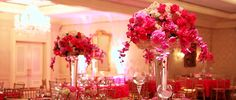 J Morgan Flowers by Seaglass Studios. Amazing floral arrangements by J Morgan Flowers. Enjoy this short promo film shot on location at the Ritz Carlton in Palm Beach. Big shout out to Jacqueline and Joel Goldman for creating this stunning setup. ritz carlton, palm beach, beach wedding, orchids, orchid centerpeice, pink wedding flowers, pink flowers, tall centerpeices