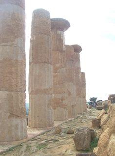 La casa sulla scogliera : La meravigliosa Valle dei Templi di Agrigento
