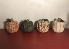 Disguise Extra Toilet Paper Rolls as Cute Pumpkins