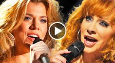 """Though """"Does He Love You"""" was originally sang by the Reba and Linda Davis duo, now here's a great rendition that features Kimberly Perry, the talented lead..."""