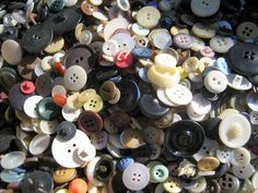 *Flea market finds~little treasures