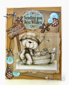 Polka Doodles Winston Bear Collection.  http://www.polkadoodles.co.uk/product_info.php?products_id=6978  DT: Asha Martins