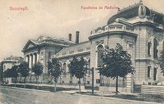 Bucharest Romania, Palate, Taj Mahal, Louvre, Country, Building, Dan, Travel, Vintage