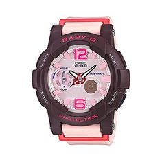 Women's Wrist Watches - Casio BabyG Watch BGA1804B4 >>> Want to know more, click on the image.
