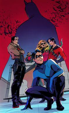 "zuoji: "" I've recently rekindled my love for DC (ie Robin) """