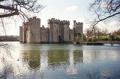Bodiam Castle - Sussex, England