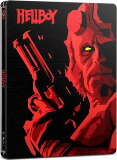 Hellboy - Steelbook Edition Blu-ray | Zavvi.