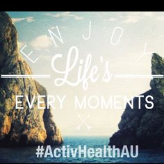 @ActivHealthAU Enjoy your life with us