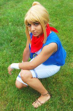 Hi Am Tetra by FangirlLynHibiki. Rare Tetra's from Zelda: The Wind Waker cosplay!