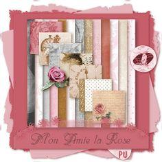 """Kit """"Mon Amie la Rose"""" - Disponible en boutiques"""