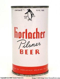Horlacher Pilsner Beer