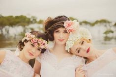 Gorgeous Flower Crowns