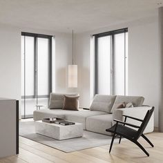 Luxury Interior, Interior Design, Comfy Sofa, Elegant Living Room, Elegant Kitchens, Small House Design, Minimalist Interior, Modern Luxury, Living Room Decor