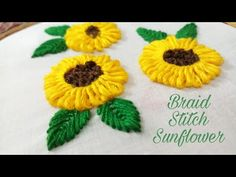 hand embroidery stitches tutorial step by step Embroidery Stitches Tutorial, Types Of Embroidery, Learn Embroidery, Rose Embroidery, Hand Embroidery Patterns, Embroidery For Beginners, Embroidery Techniques, Quilt Patterns, Design Patterns