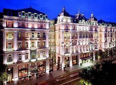 #Hungary #Budapest #Luxury Hotels Budapest - Corinthis Grand Hotel Royal Budpest