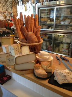 Cavaniola's has the best cheese I've ever had outside of France!