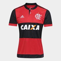 c2b2900d2322e Camisa do Flamengo I 17 18 S N° - Torcedor Adidas Masculina -
