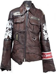 samuelwinchesterisaslut:  syverce:  crimsonakane:  jedibusiness:  If we ever get to the post-apocalyptic era, I hope everyone dresses like t...