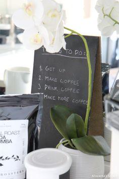 Peaceful coffee moment - Adalmina's Secret