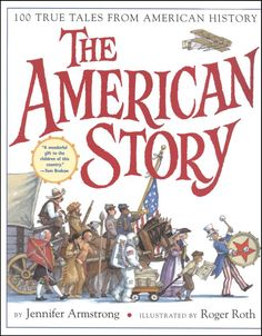 American Story: 100 True Tales from American History | Main photo (Cover)