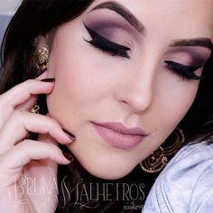 Corre pro blog que acabou de sair tutorial dessa maquiagem ❤️❤️ Dia dos Namorados  Link na bio amores!
