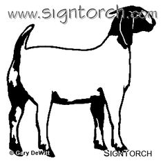 boer goat clip art do not have to own goats or have any previous rh pinterest com clip art goat cheese clipart gate