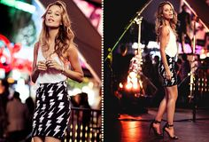 loose+tank+lightening+skirt