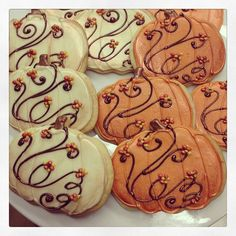Thanksgiving Cookie ideas