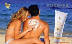 There is no finer skin protection than a sunscreen based on the Aloe Vera plant...
