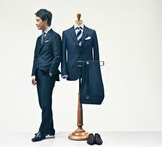 セレクトショップと真面目に考えた国際ビジネスマンの今どきスーツスタイル──中村達也(「BEAMS」クリエイティブディレクター)