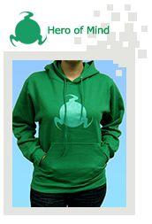 0d8785fab55a Hero of Mind pullovver hoodie